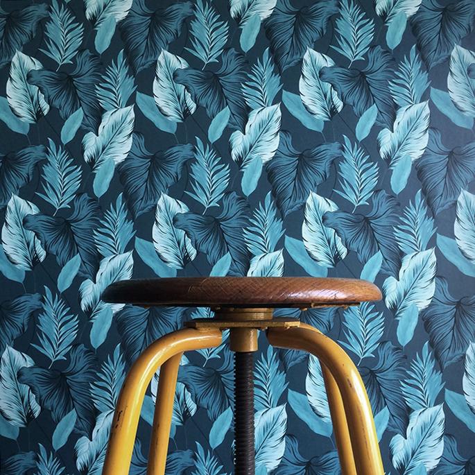 Palm 1957 – Bleu Charron