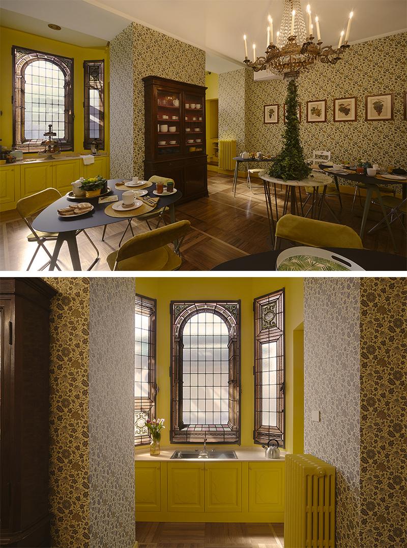 Royal India Hotel – Jaune