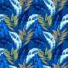 papier peint bleu