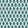 papier peint vintage geometrique