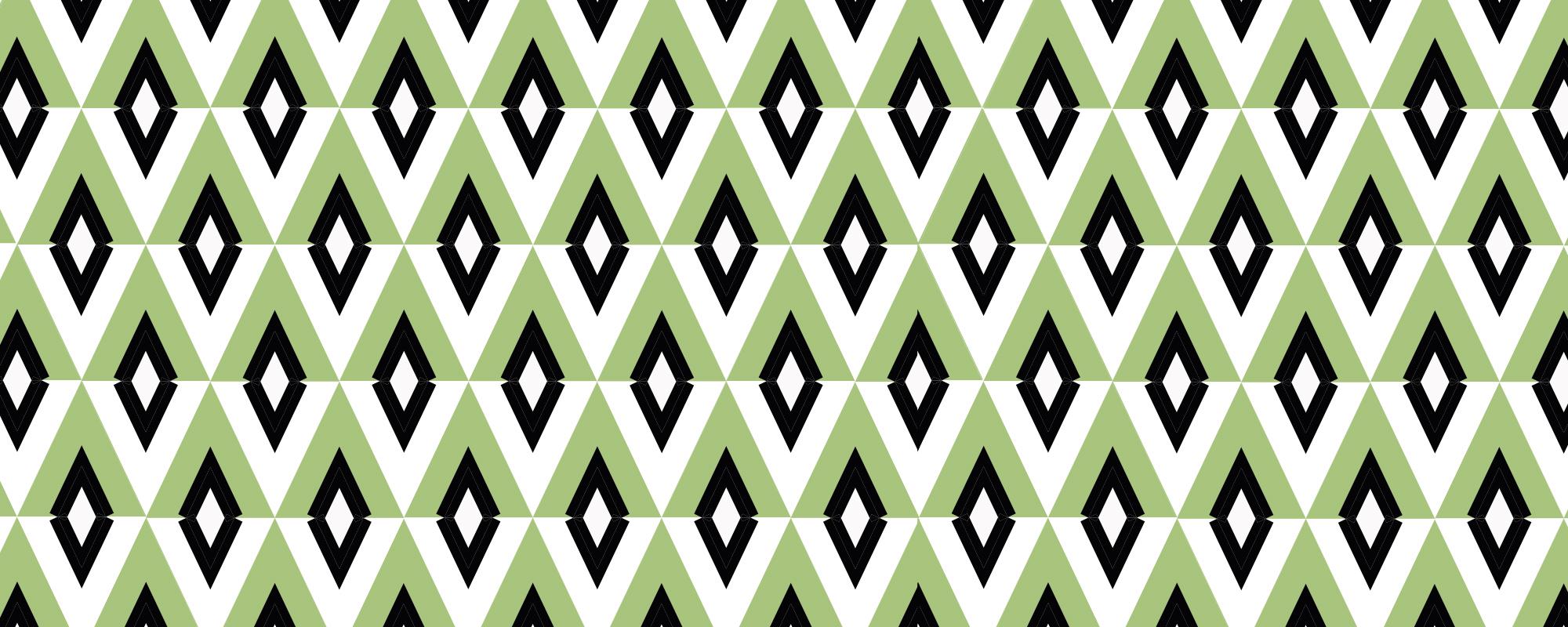 Papier peint géométrique Grand Budapest Hotel Amande