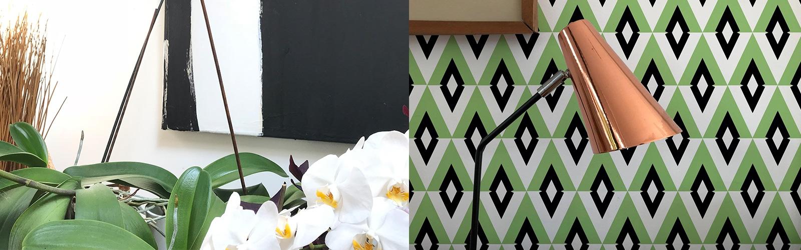 Activité Manuelle Avec Du Papier Peint papier peint design : les arts décoratifs s'invitent chez