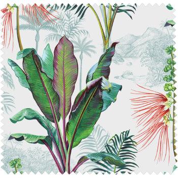 tissu d'ameublement tropical haut de gamme
