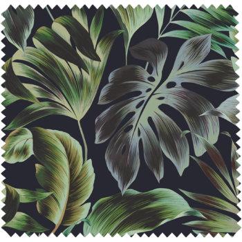 tissu ameublement années 30 floral