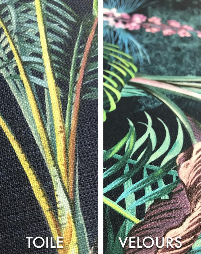Caraïbes Nuit – Tissu au mètre