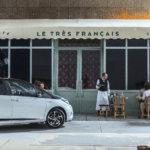 Toyota Yaris & Le Presse Papier