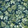 papier peint vintage floral