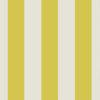 papier peint rayé jaune