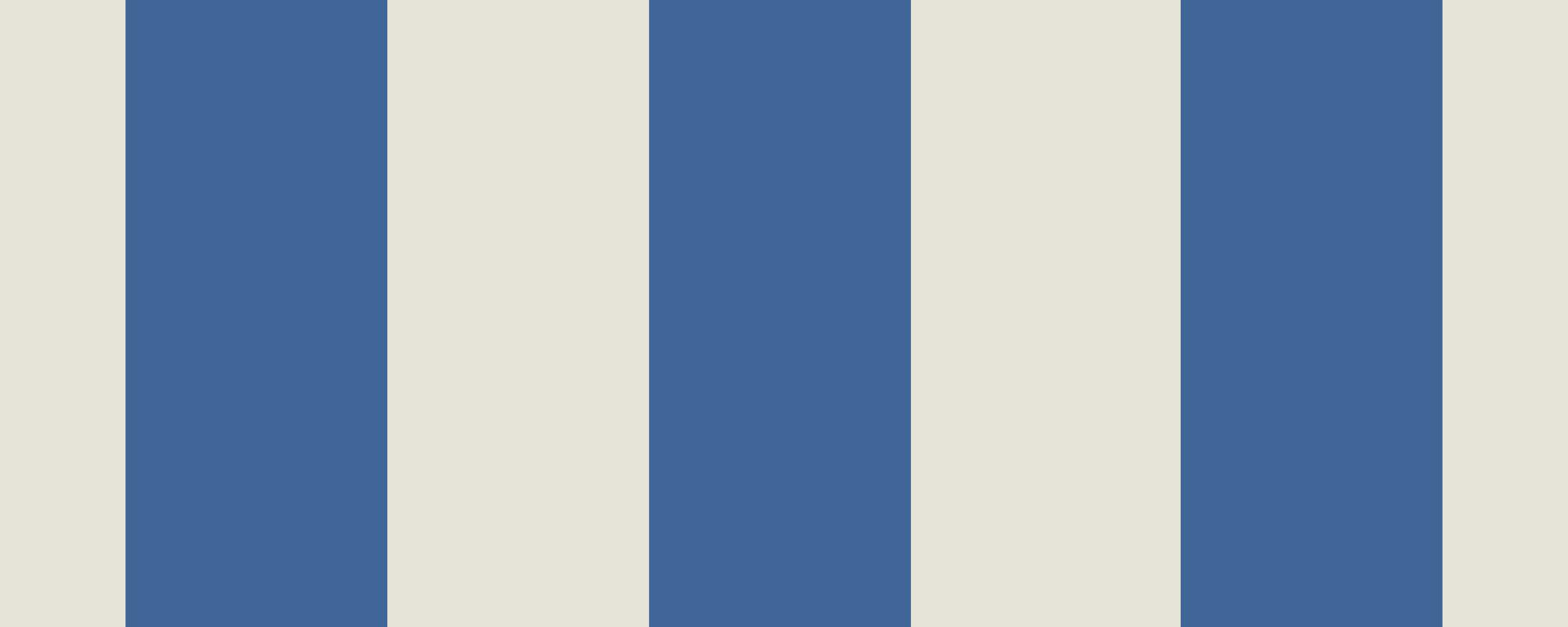 papier peint à bandes bleues et blanches