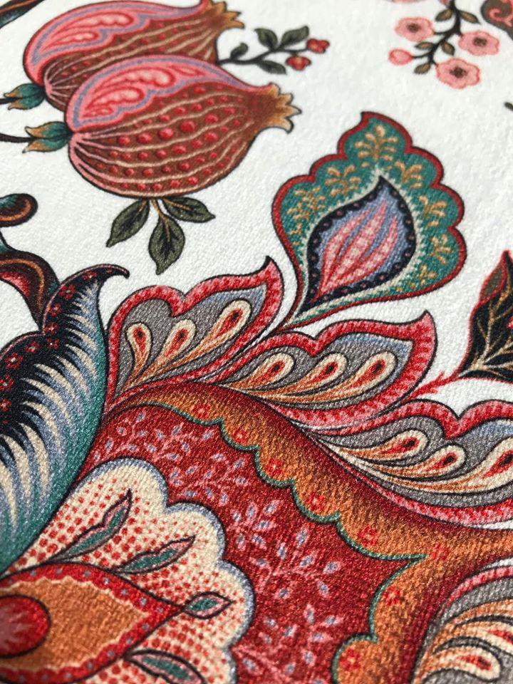 Mata Hari Jour – Tissu au mètre