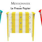 Moissonnier & Le Presse Papier démarrent leur collaboration