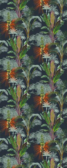 Papier peint tropical en série limitée