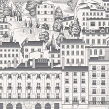 Lyon papier peint