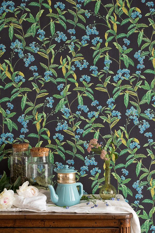 fleur tapisserie