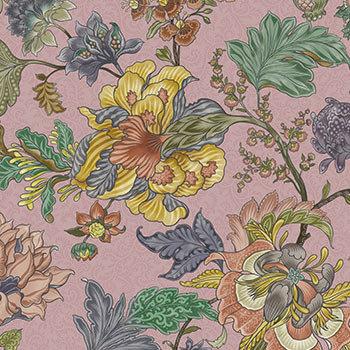 papier peint indienne artisan
